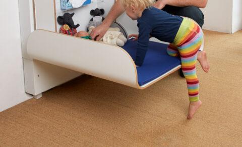timkid Lift hiiwi mit Kind